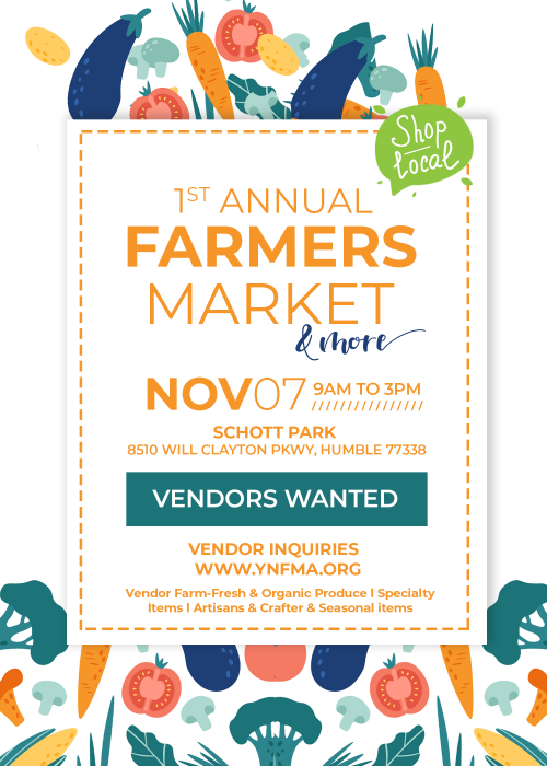 Farmers Market flyer_VENDORS
